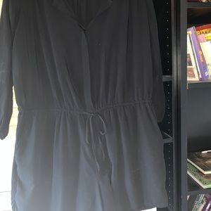 Short skirt (SKORT) Black Dress